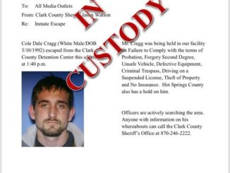 Escaped Arkansas inmate back in custody after recapture