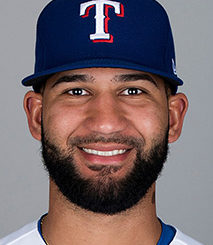 mazara rangers over red sox